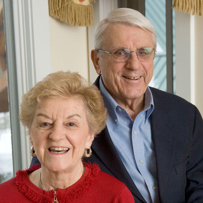 Rita and Jack Roche