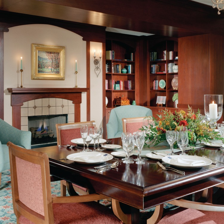 Eastlake Dining Room