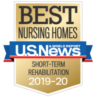 US News Best Nursing Homes 2019-20