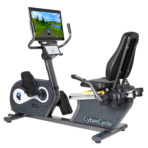 CyberCycle Virtual Exercise Bike