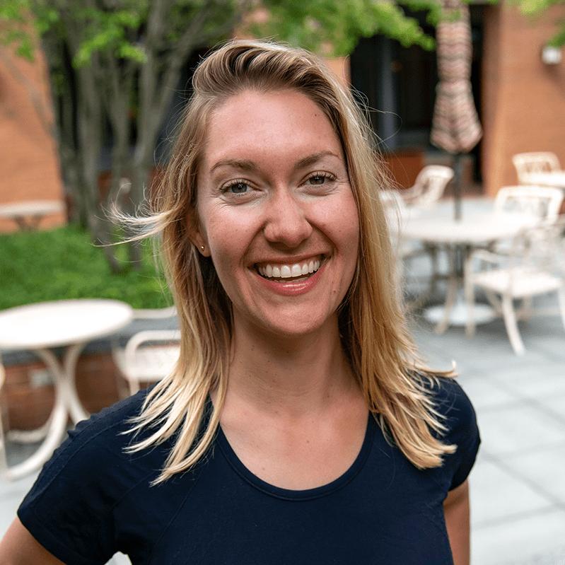 Dr. Sandra Sieber smiling