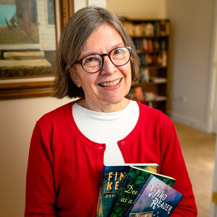 Author Dorothy Winsor