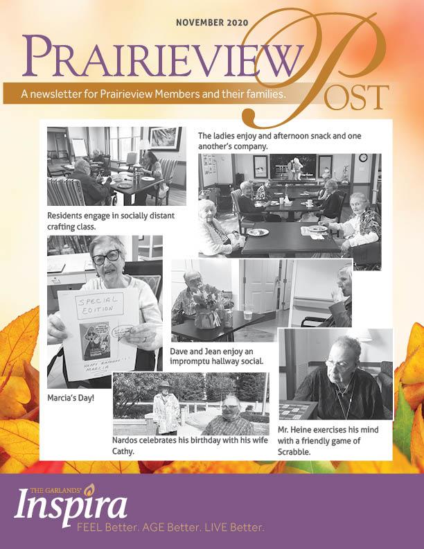 Post November Cover