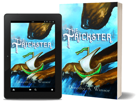 Trickster on Kindle and in softcover