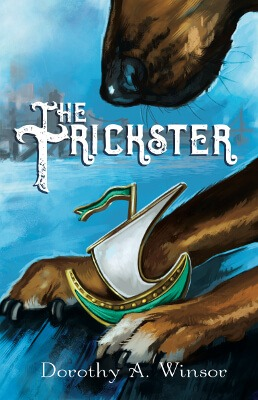 The Trickster Book Jacket