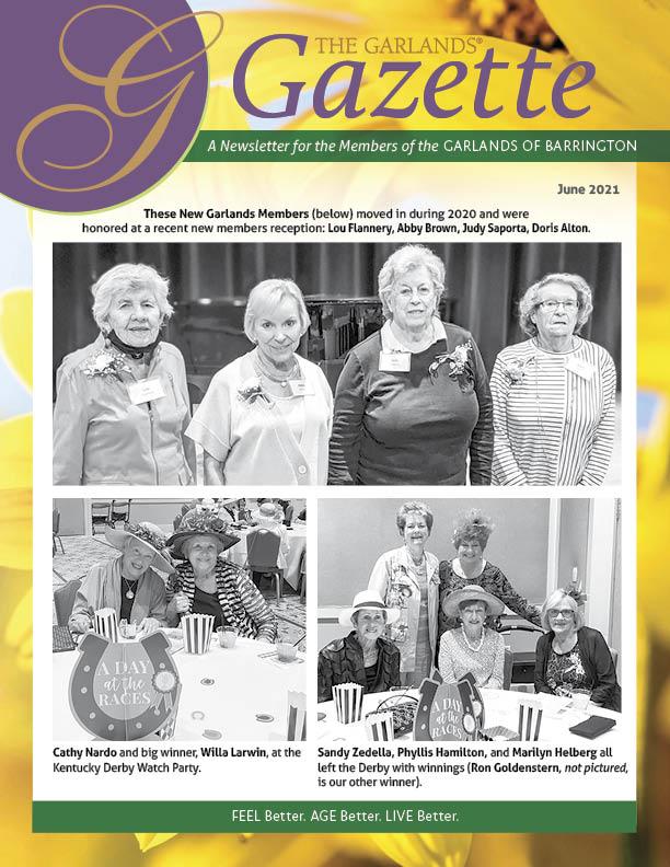 June Gazette Cover